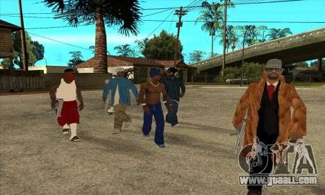 Nigga Collection for GTA San Andreas third screenshot