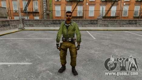 Middle East terrorist Elite Crew for GTA 4
