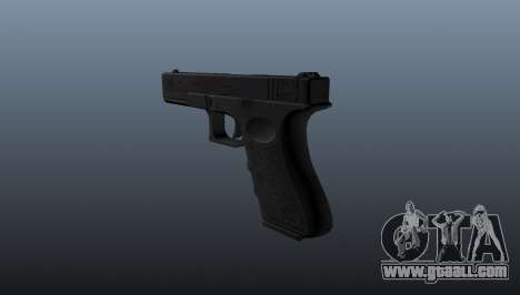 Glock 18 machine pistol for GTA 4 second screenshot