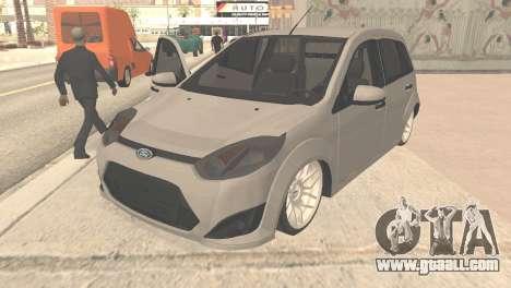 Ford Fiesta Rocam Edit for GTA San Andreas