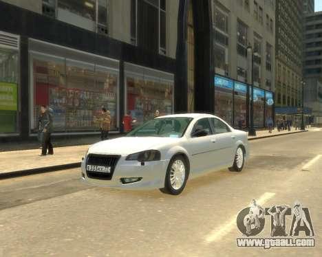 GAZ Volga Sajber for GTA 4