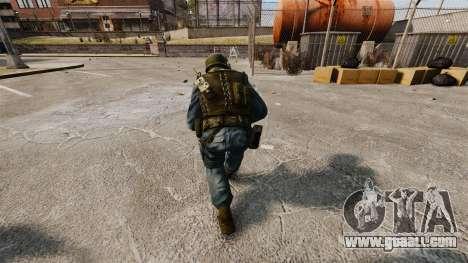 French GIGN commando for GTA 4 third screenshot