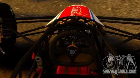 Formula Ford 1600 v1.0 for GTA 4 back left view
