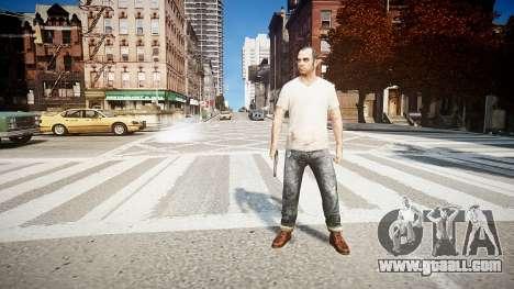 Trevor Fillips from GTA V for GTA 4 forth screenshot