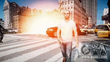 Trevor Fillips from GTA V for GTA 4 second screenshot