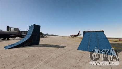 Stunt Park for GTA 4 third screenshot