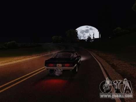 SA_RaptorX v1.0 for weak PC for GTA San Andreas seventh screenshot