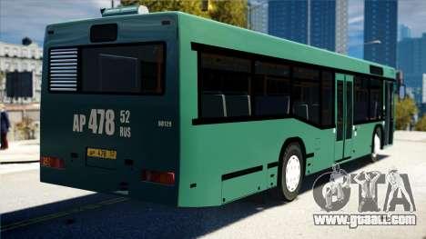 MAZ 103S for GTA 4 right view