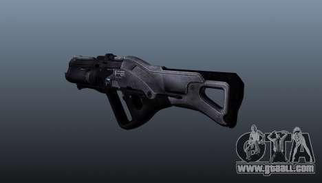 M-37 Falcon for GTA 4 second screenshot