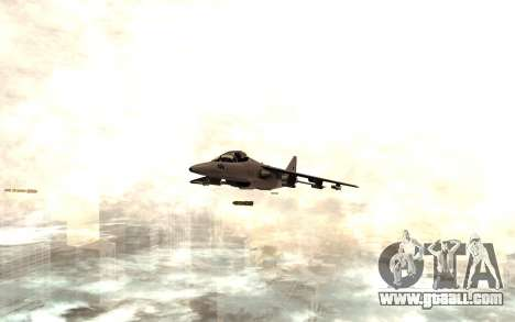 The new missile for GTA San Andreas second screenshot