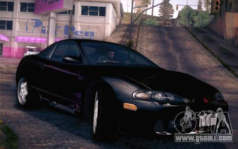 Mitsubishi Eclipse Fast and Furious for GTA San Andreas
