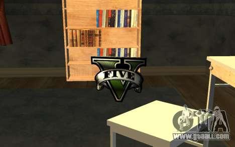 GTA V Save Icon for GTA San Andreas forth screenshot