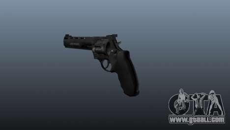 Raging Bull Revolver for GTA 4 second screenshot