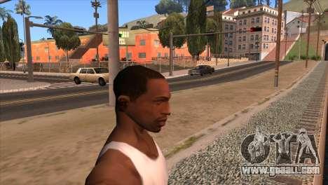 The camera in GTA V for GTA San Andreas second screenshot