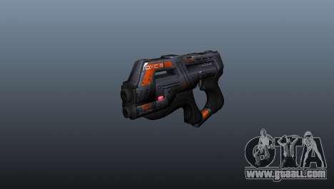 Gun M6 Carnifex for GTA 4