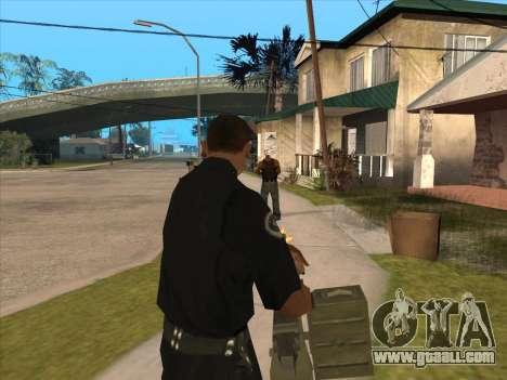 NSVT for GTA San Andreas