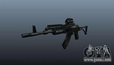 AK Sopmod 4 for GTA 4