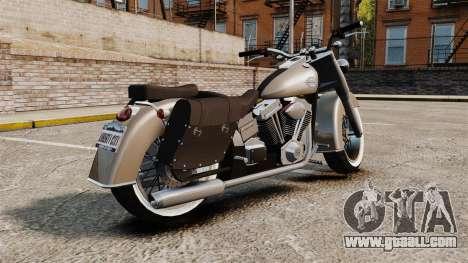 Custom Bobber v2 for GTA 4 left view