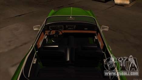Esperanto HD from GTA 3 for GTA San Andreas back view