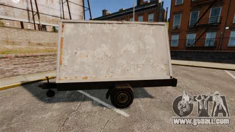 New billboards on wheels for GTA 4 second screenshot