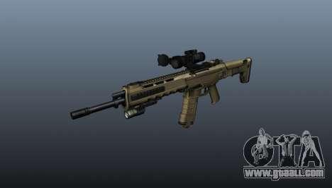 Magpul Masada Assault Rifle for GTA 4