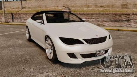 GTA V Zion XS Cabrio [Update] for GTA 4