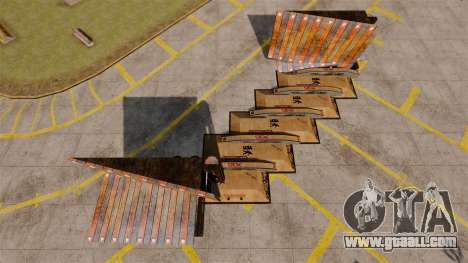 Airport Stunting for GTA 4 forth screenshot