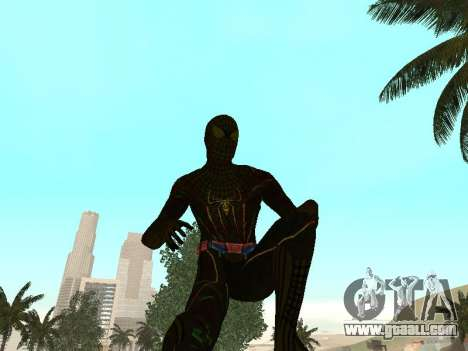 Spider-man for GTA San Andreas forth screenshot