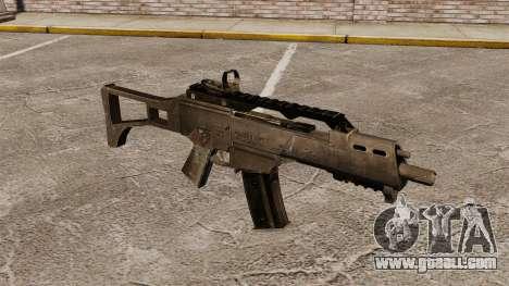 Assault Rifle G36C for GTA 4
