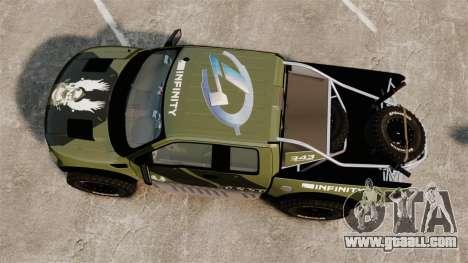 Ford F150 SVT 2011 Raptor Baja [EPM] for GTA 4 right view