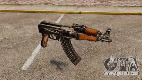 Draco submachine gun for GTA 4
