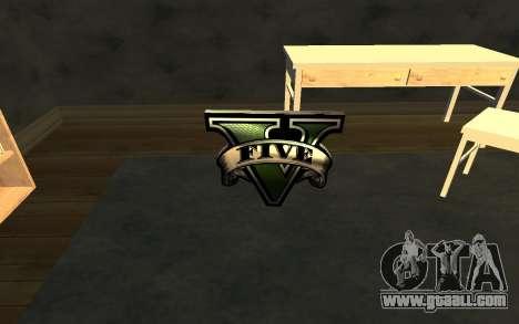 GTA V Save Icon for GTA San Andreas