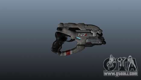 N7 Eagle Pistol for GTA 4 third screenshot