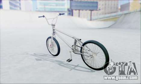 Trail Bike v1.0 for GTA San Andreas left view