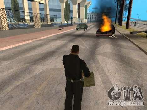 NSVT for GTA San Andreas eighth screenshot