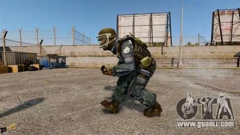 French GIGN commando for GTA 4 second screenshot