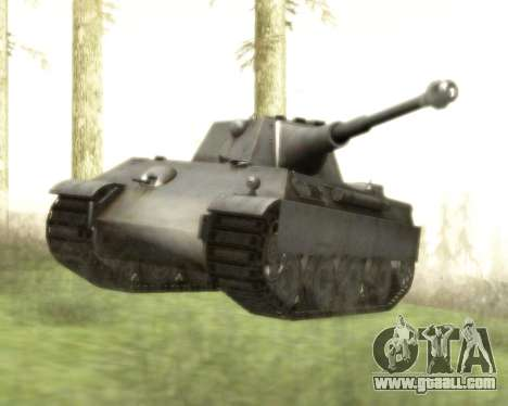 Pzkpfw V Panther II for GTA San Andreas