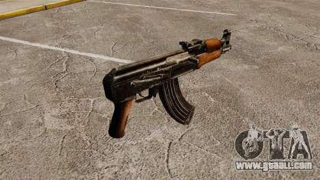 Draco submachine gun for GTA 4 second screenshot