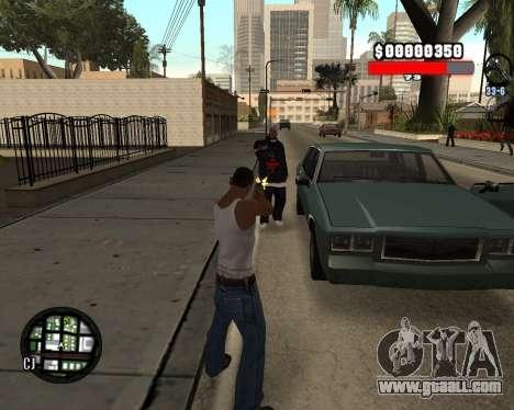 C-Hudik for GTA San Andreas third screenshot