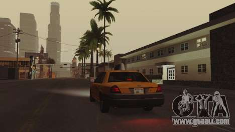 ENB Sunny for Low or Medium PCs for GTA San Andreas forth screenshot