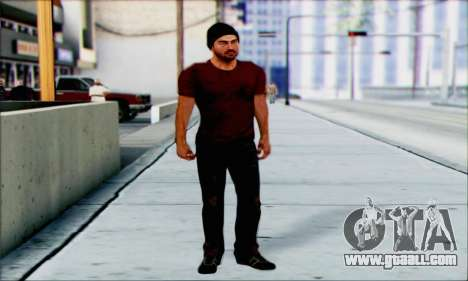Grant Brody of Far Cry 3 for GTA San Andreas second screenshot