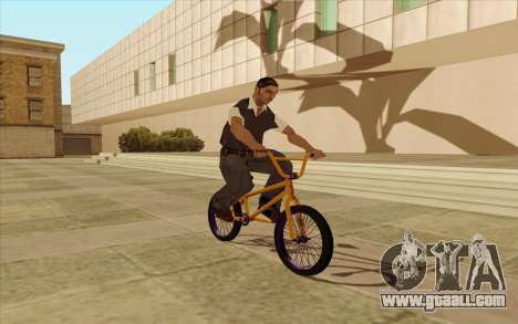 BMX for GTA San Andreas right view