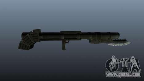 Rocket Launcher for GTA 4 third screenshot