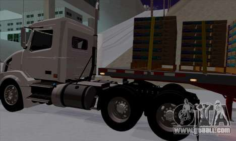 Volvo VNL 300 for GTA San Andreas left view