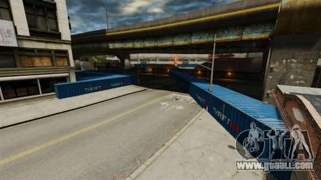 Drift around the city for GTA 4 second screenshot