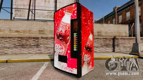 New vending machines for GTA 4 second screenshot
