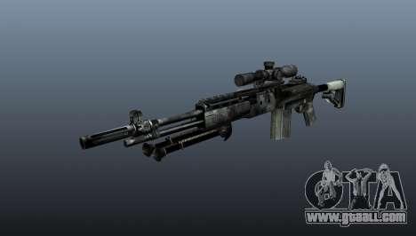 Sniper rifle M21 Mk14 v3 for GTA 4