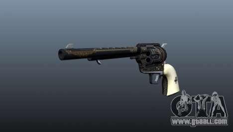Revolver Lucky for GTA 4