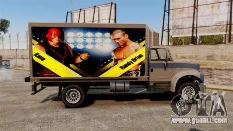 Stars of wrestling at Yankee for GTA 4 left view