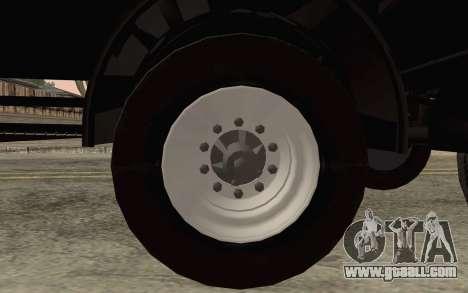 Nefaz from DB2 for GTA San Andreas